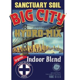 Sanctuary Soil Sanctuary BIG CITY HYDRO 2cf 50/pallet