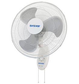 Hurricane Hurricane Supreme Wall Mount Fan 18 in - Now ETL Listed Seconds