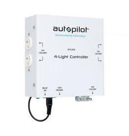 AutoPilot Autopilot 4-Light High Power HID Controller 4000W (120V/240V), 30A