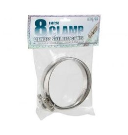 "Hydrofarm Active Air Duct Clamp - 8"" (2ct)"