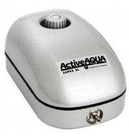 Active Aqua Active Aqua Air Pump 1 Outlet 2W 3.2L/min (40/cs)