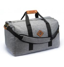 Revelry - Around-Towner - MD Duffle, Crosshatch Grey