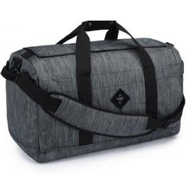 Revelry - Around-Towner - MD Duffle, Stripe Black