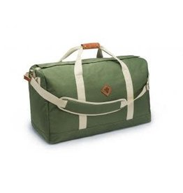 Revelry - Continental - Green, LG Duffle