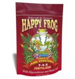 Fox Farm FoxFarm Happy Frog Tomato & Vegetable Fertilizer 4 lb (12/Cs)