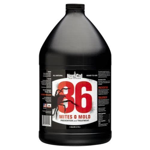 86 Mites & Mold 86 Mites and Mold 1 Gallon RTU (4/Cs)