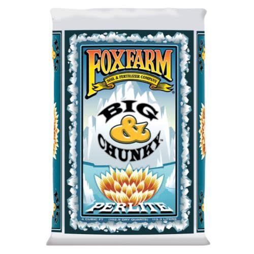 Fox Farm FoxFarm Big & Chunky Perlite 4 cu ft (30/Plt)