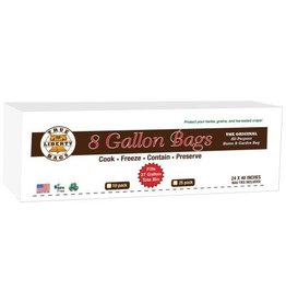 True Liberty Bags True Liberty 8 Gallon Bag 24 in x 40 in (25pk)