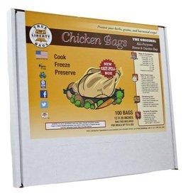 True Liberty Bags True Liberty Chicken Bags (100pk)
