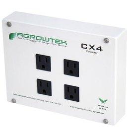 Agrowtek Agrowtek CX4 Quad Outlet Contactor 15A/120V