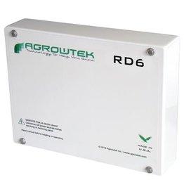 Agrowtek Agrowtek RD6 Six Dry-Contact Relays 24VDC/120VAC/5A