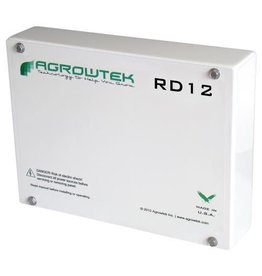 Agrowtek Agrowtek RD12 Twelve Dry-Contact Relays 24VDC/120VAC/5A