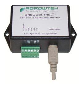 Agrowtek Agrowtek Sensor Cable Break-Out Board - Sensor Cable to Terminal Block