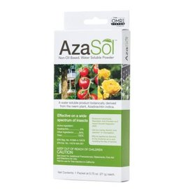 Arborjet Arborjet Aza Sol Single Pack (10/Cs)