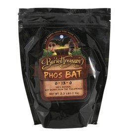 Buried Treasure Buried Treasure Phos Bat Guano 2.2 lb (12/Cs)