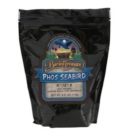 Buried Treasure Buried Treasure Phos Seabird Guano 2.2 lb (12/Cs)