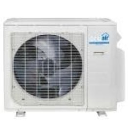Ideal Air Ideal-Air Pro-Dual 36,000 BTU 22.5 SEER Multi-Zone Heating & Cooling Outdoor Unit