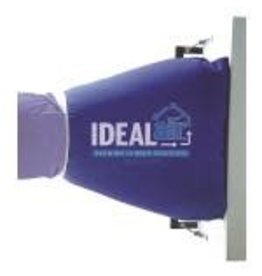 Ideal Air Ideal-Air Gro-Sok Transition System 2 & 3 Ton - Use w/ 700496 or 700497 ONLY
