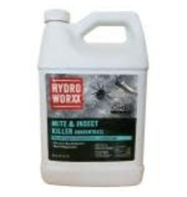 HydroWorxx Mite and Insect Conc. Gallon (4/Cs)
