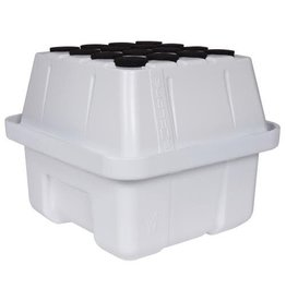 EZ-Clone 16 Low Pro Lid and Reservoir - White