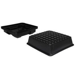 EZ-Clone 64 Low Pro Lid and Reservoir - Black