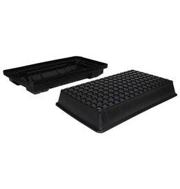 EZ-Clone 128 Low Pro Lid and Reservoir - Black