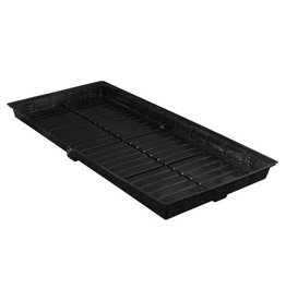 Flo n Gro Flo-n-Gro Easy Clean Tray - 4 ft x 8 ft OD - Black