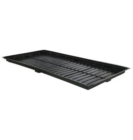 Flo n Gro Flo-n-Gro Low Profile Tray 4 ft x 8 ft OD - Black