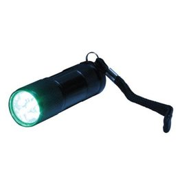 Growers Edge Grower's Edge Green Eye LED Flashlight (120/Cs)