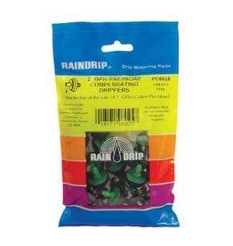 Raindrip Raindrip 2 GPH Dripper Bag (25/Bag)