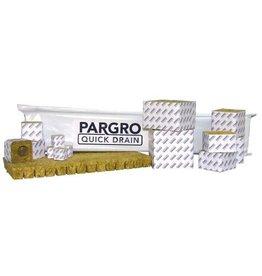 Grodan Pargro QD 1.5 in Plug (1372) 1.5 in x 1.5 in x 1.5 in (14/Cs)