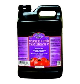 Microbe Life Microbe Life Vegetable & Fruit Yield Enhancer-C 2.5 Gallon (CA Label) (2/Cs)