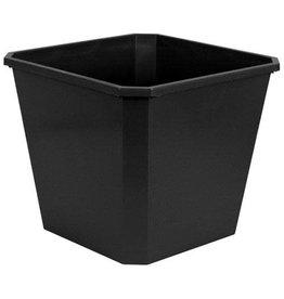 Flo n Gro Flo-n-Gro 6.6 Gallon Black Bucket