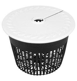 Gro Pro Net Pot Lid 6 in (10/Bag)