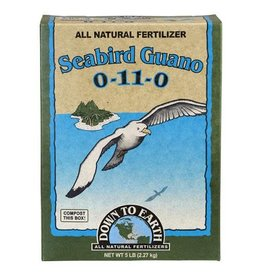 Down to Earth Down To Earth High Phosphorus Seabird Guano - 20 lb