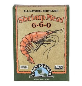 Down to Earth Down To Earth Shrimp Meal - 2 lb (6/Cs)