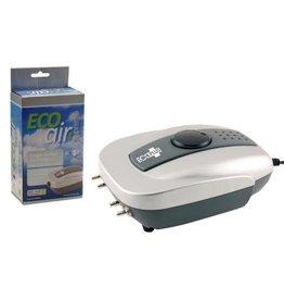 Eco Plus EcoPlus Supreme Air Pump 4 Outlet 640 L/H - 8 Watt 143 GPH Seconds