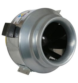 Fantech Indoor Inline Mixed Flow 10 in  Fan FKD 10XL 1266 CFM 230V