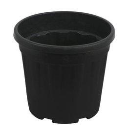 Gro Pro Round Plastic Tub .8 Gallon - 3 Liter (4200/Plt)