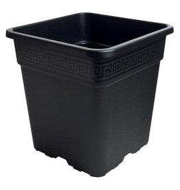 Gro Pro Black Square Pot 2 Gallon