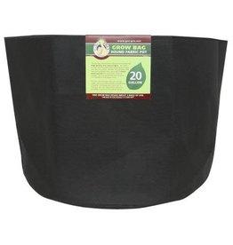 Gro Pro Premium Round Fabric Pot 20 Gallon (42/Cs)