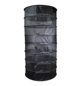 Growers Edge Grower's Edge Dry Rack Enclosed w/ Zipper Opening - 3 ft (12/Cs)
