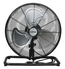 Hurricane Hurricane Pro High Velocity Metal Floor Fan 18 in