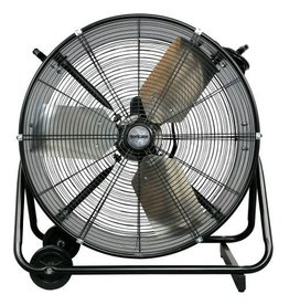 Hurricane Hurricane Pro Heavy Duty Adjustable Tilt Drum Fan 24 in
