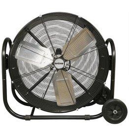 Hurricane Hurricane Pro Heavy Duty Adjustable Tilt Drum Fan 30 in