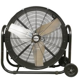 Hurricane Hurricane Pro Heavy Duty Adjustable Tilt Drum Fan 36 in
