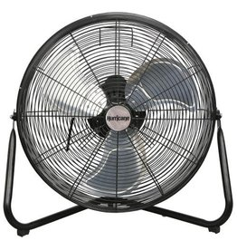 Hurricane Hurricane Pro Heavy Duty Orbital Wall / Floor Fan 20 in