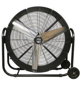 Hurricane Hurricane Pro Heavy Duty Adjustable Tilt Drum Fan 42 in