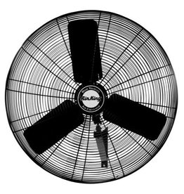 AirKing Air King Oscillating Wall Mount Fan 30 in