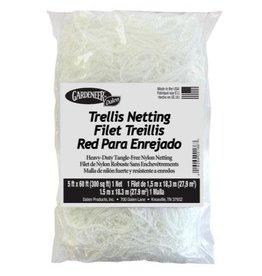 Gardeneer Trellis Netting 5 ft x 60 ft w/ 7 in Holes (12/Cs)